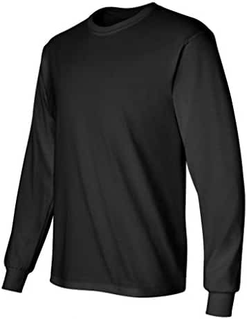 Gildan Men's G240 Ultra Cotton Long Sleeve T-Shirt