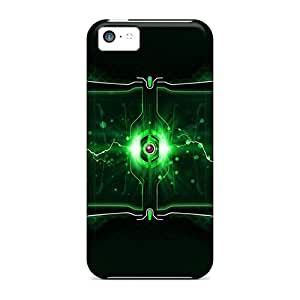 High-quality Durable Protection Cases For Iphone 5c(alien Glass)