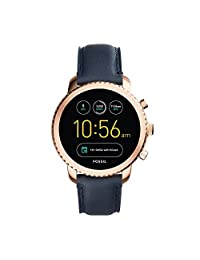 Fossil FTW4002 Smartwatch Digital para Hombre, color