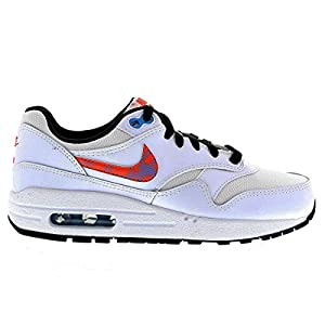 nuezw nike air max 1 FB (GS) trainers 705393 sneakers shoes: Amazon.co