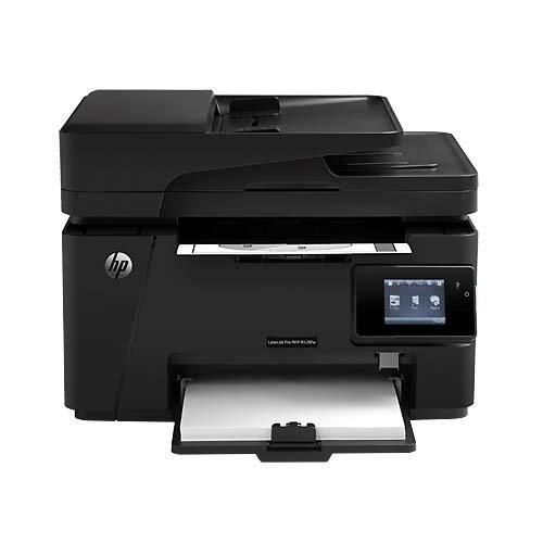 HP LaserJet Pro MFP M128fw Multi-function Printer  (Black, Toner Cartridge)
