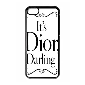 Uinque Gift For Girls Phone Case Dior For iPhone 5C NC1Q03244