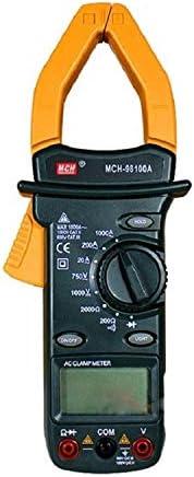 Yadianna MCH-98100Aデジタルクランプマルチメータ高精度AC DCオートレンジデジタルクランプメーター