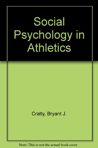 Social Psychology in Athletics