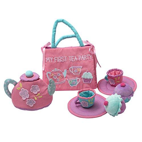 (Alma's Designs Tea Party Soft Activity Kit)