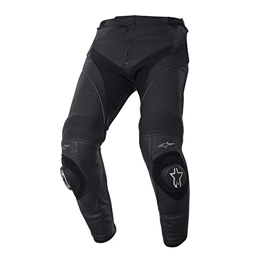 ALPINESTARS Missile Pants Leather Black (Alpinestar Motorcycle Pants)