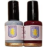 Aston Villa Nail Polish