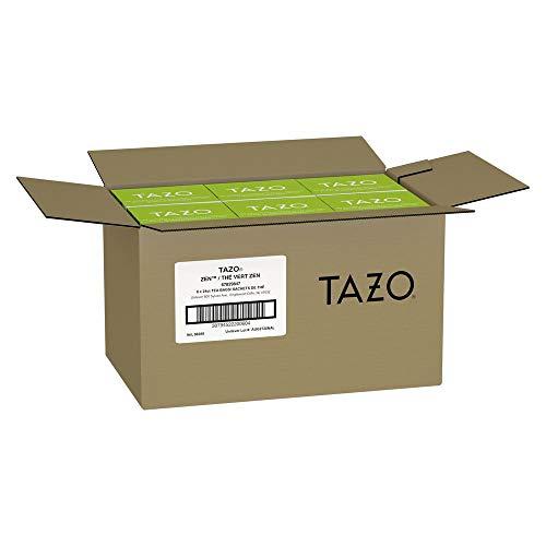 TAZO Zen Green EnvelopedHot Tea Bags Non GMO, 24 count, Pack of 6