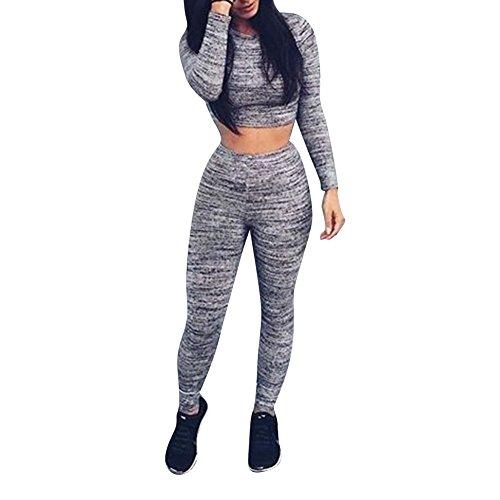 Pinkyee - Vestido - para mujer gris