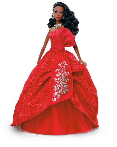 Barbie Collector 2012 Holiday African-American Doll (Barbie 2012)