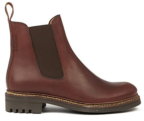 Aigle Women's MonbrIson Casual Schuhe Unlined Chelsea Short Length Boots Brown - Braun (Marron (Redwood))
