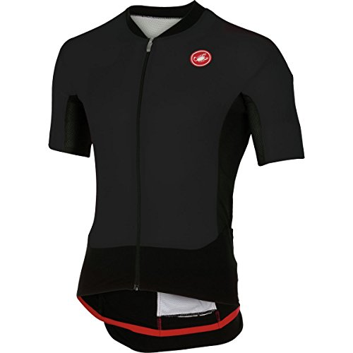 Castelli RS Superleggera Jersey – Men's Black, XL