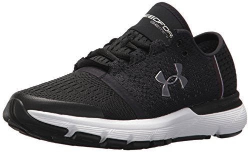 Ua Speedform Under Chaussures 002 black Vent Running Gemini De Noir W Femme Armour 5q4f6
