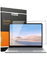 """MEGOO Glass Screen Protector for Surface Laptop Go 12.4"""", Scratch Resistant/Easy Installation/ 9H Hardness/Ultra Clear Tempered Glass for Microsoft Surface Laptop Go 2020 Released"""