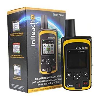 DeLorme inReach SE Satellite Tracker