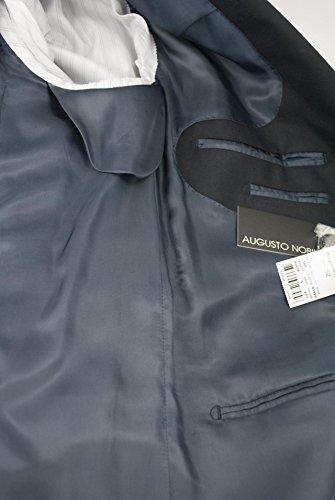 Giacca Frescolana Augusto Nobili Xl Uomo Blu 52 Blazer Blu Scuro 3bottoni rqrHagx