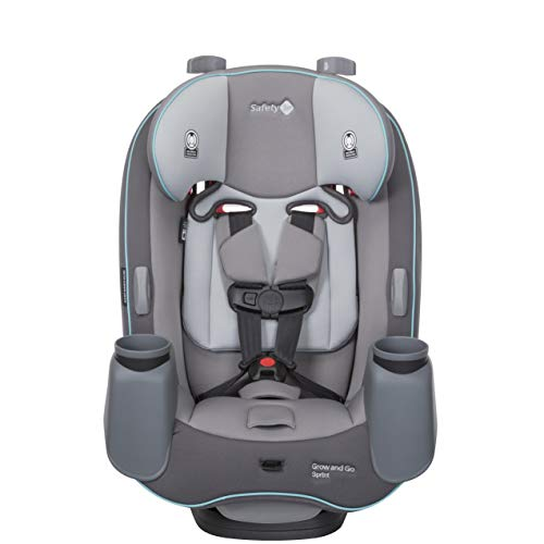 41Ok0qNJ1EL - Safety 1st Grow And Go Sprint 3-in-1 Convertible Car Seat, Seafarer
