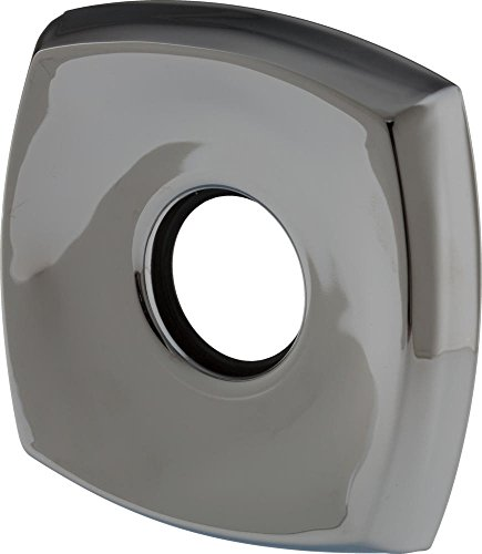 Delta Faucet RP6150 Escutcheon for Square for Handle, Chrome