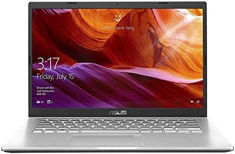 ASUS VivoBook14 Intel Core i3-1005G1(4GB RAM/256GB SSD/Win10+Ms Off H&S 2019+McAfee/Intel UHD Graphics/14-inch FHD/FP Reader/1.6 kg/Transparent Silver/1 Yr. Warranty)X415JA-EK312TS