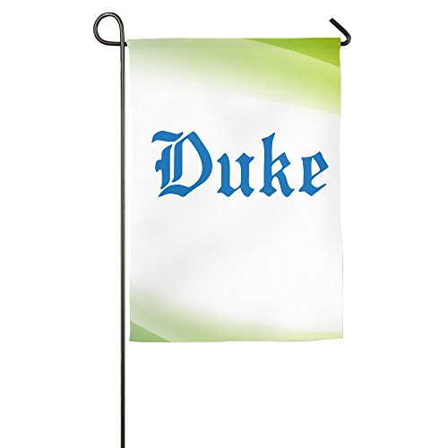 Duke Blue Devils Logo 2 Home Garden Flags - Songs Of Party July Fourth