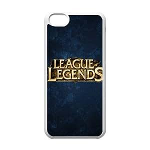 iPhone 5C Csaes phone Case League Of Legends YXLM92732