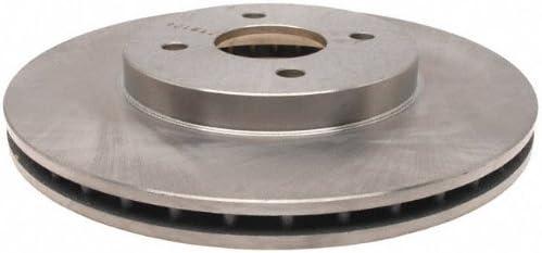 ACDelco 18A1479A Advantage Non-Coated Front Disc Brake Rotor
