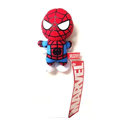 Hanging Spider-Man Marvel Kawaii Art Collection Mini Suction Mascot Plush