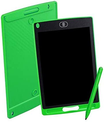 """LKJASDHL 子供用スマートタブレット8.5""""LED LCDカラーペインティンググラフィティワードパッドペインティングおもちゃ描画パッド手書きパッド手書きタブレットグラフィックタブレット (色 : Green)"""