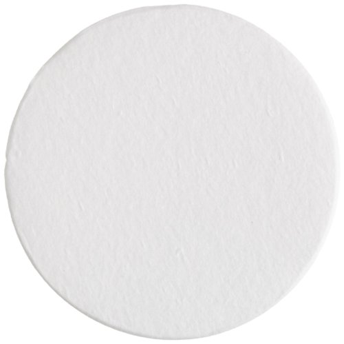 Ahlstrom 1610-2400 Borosilicate Glass Microfiber Filter Paper, 1.1 Micron, Medium Flow, Grade 161, 24cm Diameter (Box of 100) by Ahlstrom