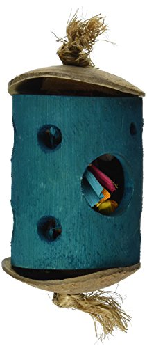 Planet Pleasures Bamboo Foraging Foot Bird Toy, Large