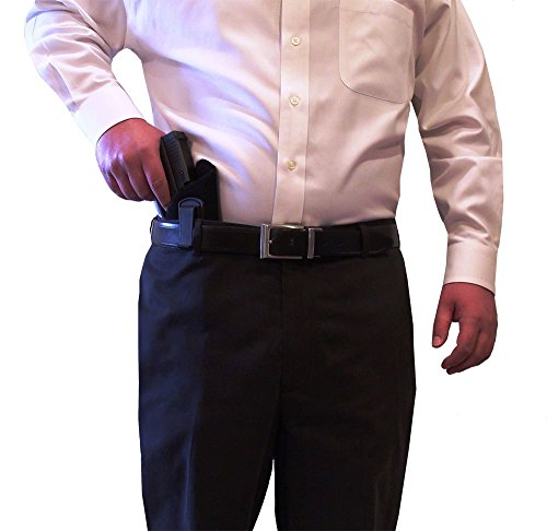 IWB Concealed Gun Holster for Magnum Research MR Eagle Baby Desert Eagle Semi-Compact and Baby Desert Eagle Compact