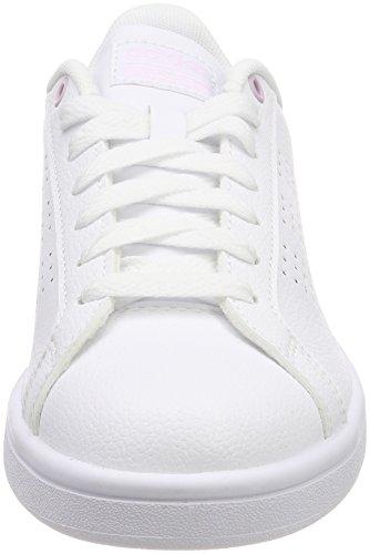 De Fitness Blanc Femme ftwbla Cf Ftwbla 000 Aerorr Cl Chaussures Adidas Advantage wXRnqI