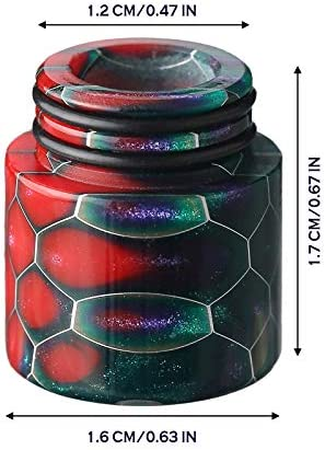 Smok tfv4 drip tip replacement _image1