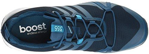Degli Uomini Di Adidas Terrex Gtx Agravic Da Trekking E Scarpe Da Trekking Basse, Blu, 50,7 Eu Vari Colori (azunoc / Petmis / Ftwbla)