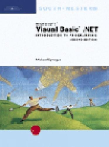 Microsoft Visual Basic .NET: Introduction to Programming, Second Edition (South-Western Computer Education)