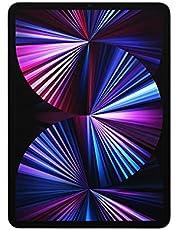 2021 Apple iPadPro (11cala, Wi-Fi, 256GB) - srebrny (3. generacji)