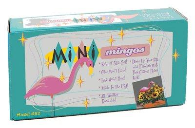 (Bloem G52 Lawn Ornament, Mini Flamingos, 2-Pk. - Quantity)