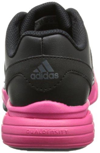 adidas Womens Sumbrah 2 Indoor Shoes Black - Schwarz (Black 1 / Night Met. F13 / Blast Pink F13) WGQJb5A