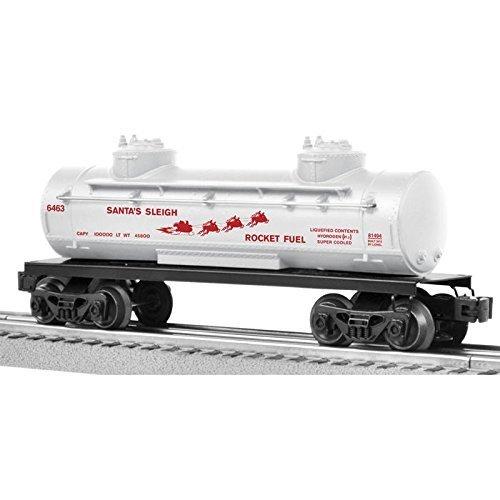 Lionel #6463 Santa's Sleigh Rocket Fuel Tank Car