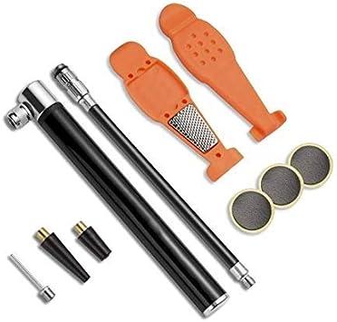 iPobie Mini Bomba para Bicicleta portátil, Bomba de Aire con 120 PSI para Carretera, Montaña, MTB, Patinete, Bicicleta Infantil y Balones: Amazon.es: Electrónica