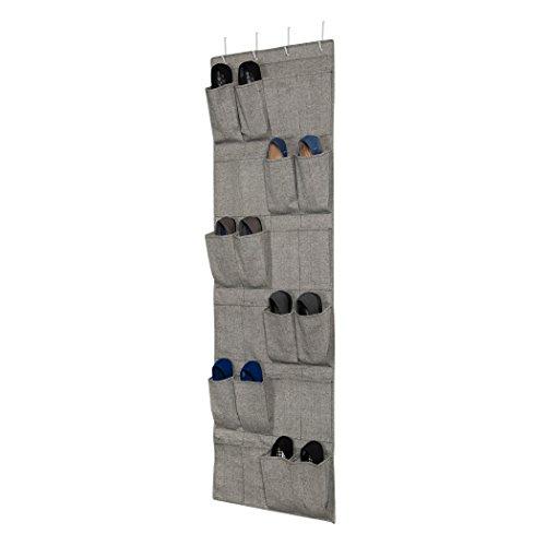 Storage Canvas Pocket Over Organizer