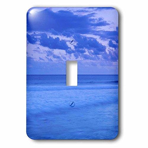 St Pierre Islands (Danita Delimont - Beaches - France, Reunion Island, St-Pierre, waterfront - EU09 WBI1988 - Walter Bibikow - Light Switch Covers - single toggle switch (lsp_81724_1))