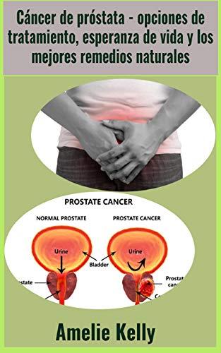 probabilidad de vida cancer de prostata