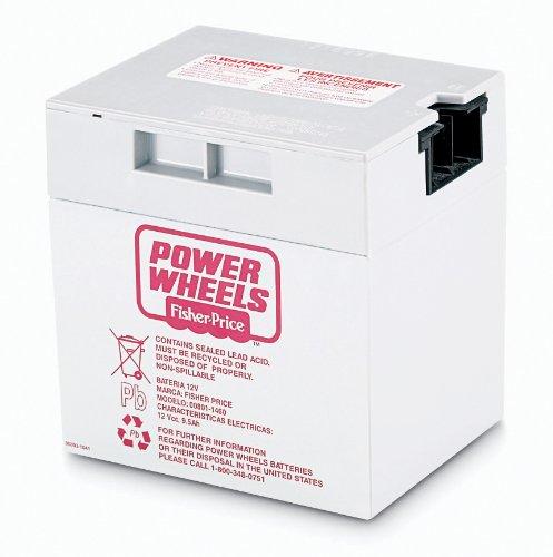 Power Wheels 12-Volt Charger