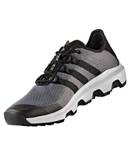 adidas Terrex CC Voyager, Zapatillas de Running Para Asfalto Hombre, Gris (Grigiogris/Negbas/Ftwbla), 44 EU