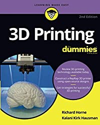 Image of the product 3D Printing For Dummies that is listed on the catalogue brand of For Dummies.