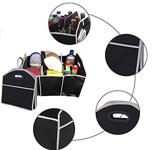 SANGAITIANFU Car Trunk Storage Organizer Collapsible Folding Car Storage Box Car Boot Organizer for Car