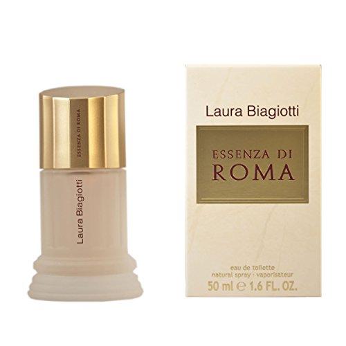Laura Biagiotti Essenza Di Roma Eau De Toilette Spray, 1.6 Ounce, 1.6 Ounce