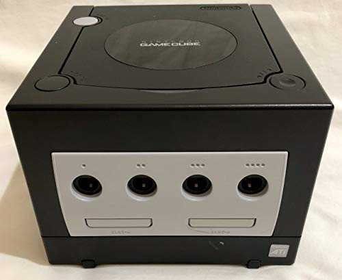 Nintendo Gamecube System Console - Jet Black (Renewed) by Nintendo (Image #1)