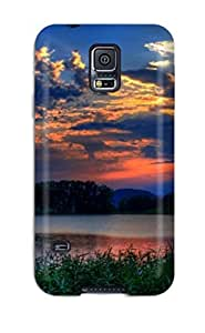 Annie T Crawford Galaxy S5 Well-designed Hard Case Cover Amazing Sun In The Sky Protector by lolosakes
